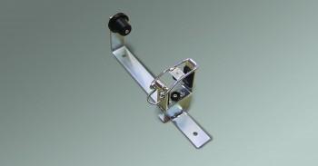 Bracket for foam inline inductor type Z2