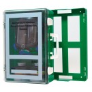 Wall Cabinet suitable to 1 Full Face Mask