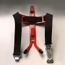 Marine bracket for fire extinguisher 6 kg / 6 l