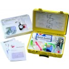 Emergency Oxygen Case WS 100 with Pressure Regulator and Demand Module