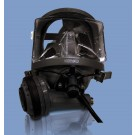 Full Face Mask Divator MKII, Silicone, Black