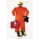 Fire fighting unit consisting