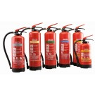 Foam fire extinguisher Gloria SF 9 Easy, frost-proof to -20 °C